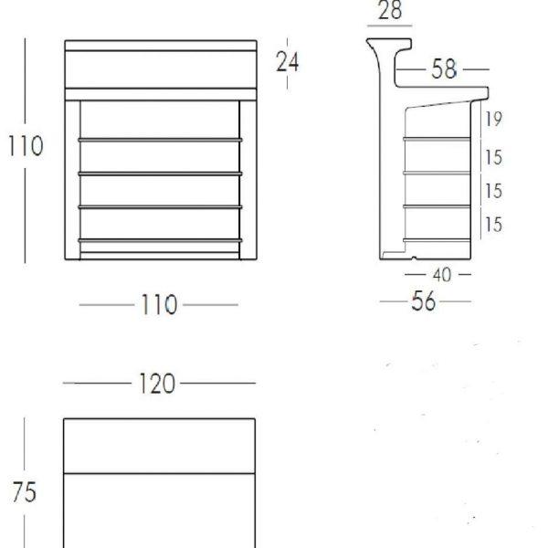 Break-Line-dimensions