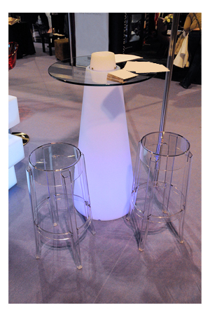Charles stool event
