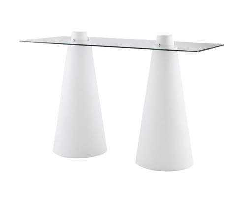 Double Peak High Table