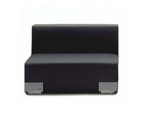 Plastics Centre Armchair Black