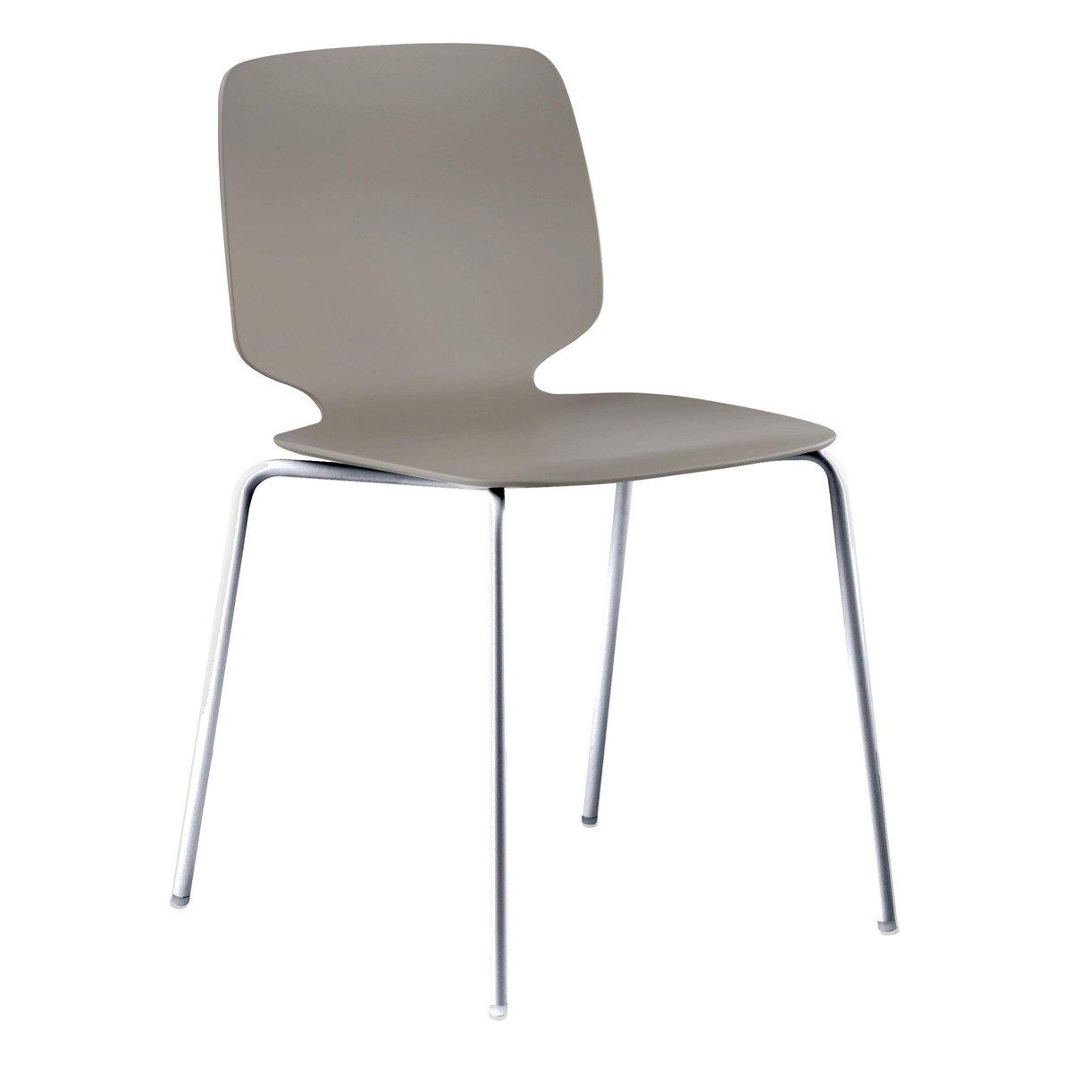Babila Chair Grey, Pedrali