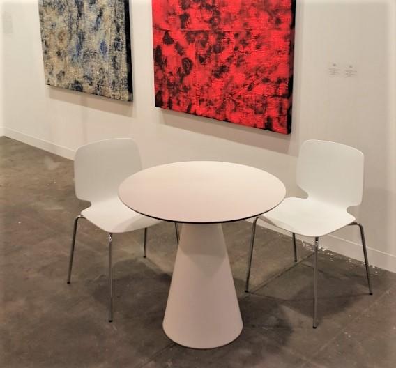 Babila Chair with Ikon table