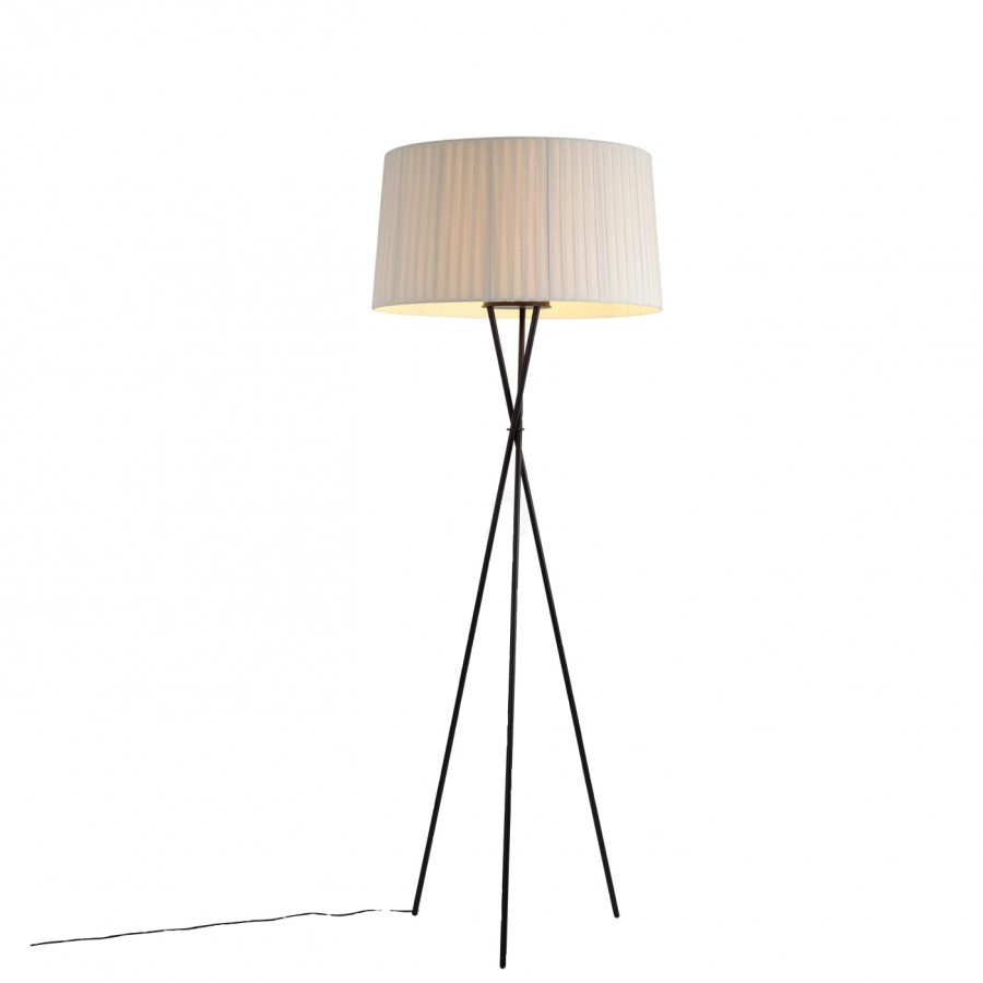 Tripod lamps white