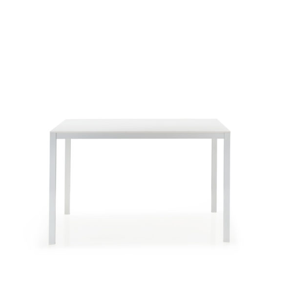 KUADRO square table, Pedrali, ambience 2