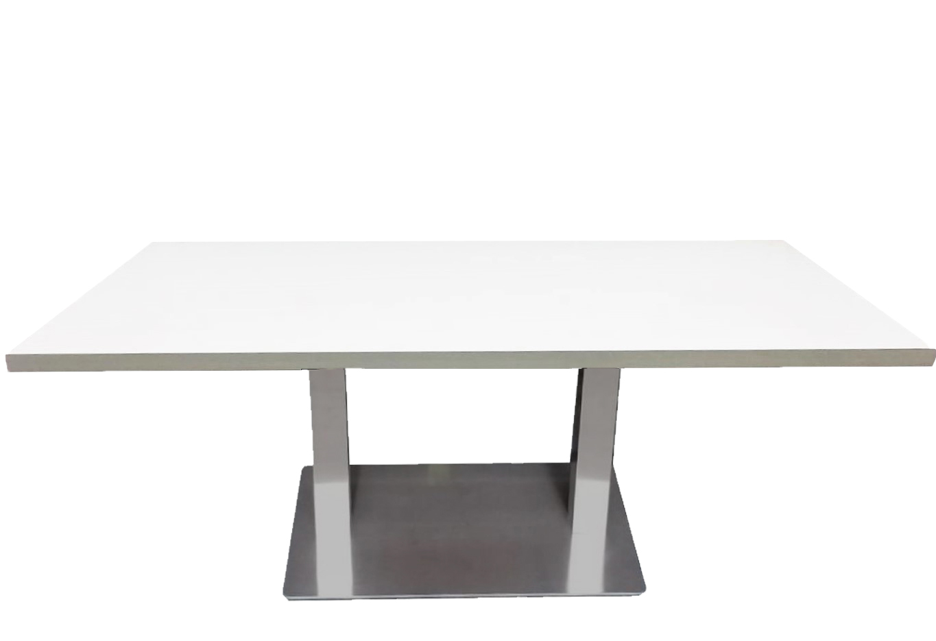 Polar white Dining table_ 091018