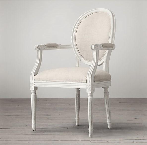 Louis XVI chair 1