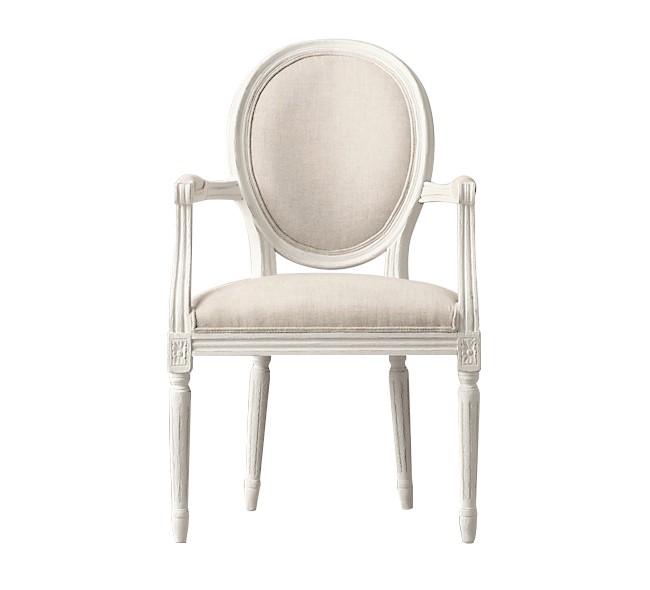 Louis XVI chair main