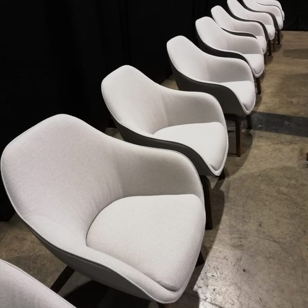 Cocoon chairs