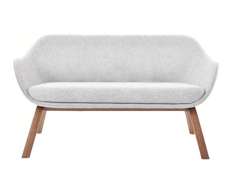 Cocoon sofa grey