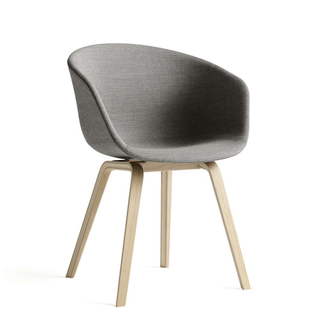 About a Chair Upholstered